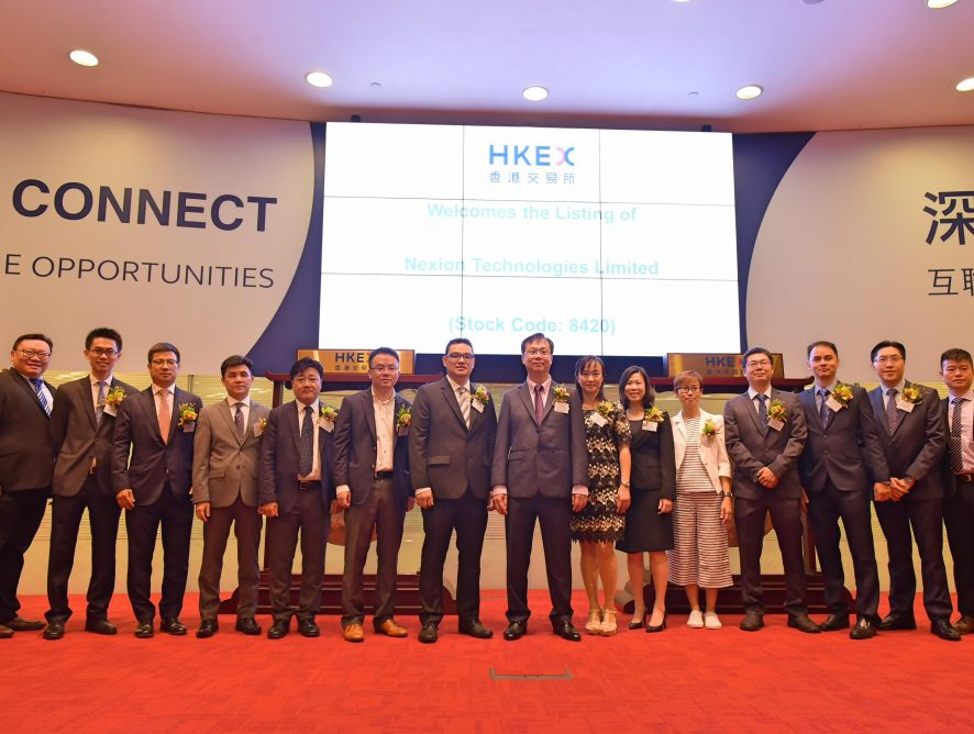 Nexion Technologies Limited Listing [16 June 2017]